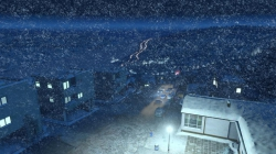 Cities: Skylines: Snowfall