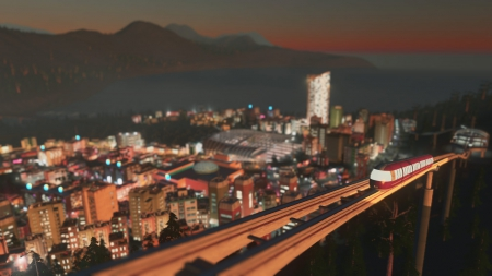 Cities: Skylines: Addon - Mass Transit
