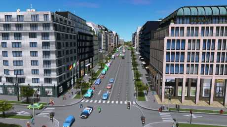 Cities: Skylines - Modern City Center und Radio Station seit kurzem als DLC Erhältlich