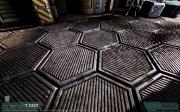 Doom 3: Screenshot aus Doom 3 mit dem Wulfen Texture Pack