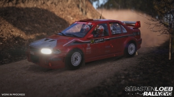 Sebastian Loeb Rally Evo: Screenshots Oktober 15