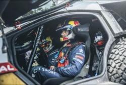 Sebastian Loeb Rally Evo: Loeb Rallye Dakar 2016