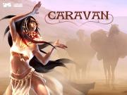 Caravan: Erste Artworks zum Titel.