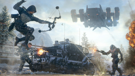 Call of Duty: Black Ops 3: Screen zum Spiel.