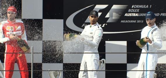 PC Test - F1 2015 Besser als alle vorherigen F1 Titel, dennoch kein richtiges Highlight.