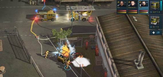 PC Test- Rescue 2: Everyday Heroes Trotz guter Grafik, �berarbeiteten Gameplay und authentischen Missionen, leider schw�cher als der Vorg�nger.