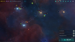 Master of Orion: Screenshots zum Artikel - PREVIEW - Nicht finale Version