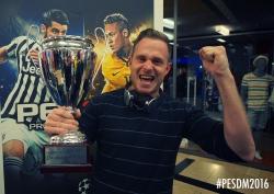 Pro Evolution Soccer 2016: Deutsche Meisterschaft der PES League Saison 2015-2016 ist Geschichte
