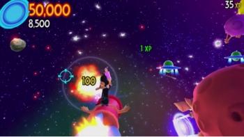 Looney Tunes: Die Galaktischen Spiele: Screenshots zum Artikel