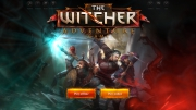 The Witcher Adventure Game: Screen zur Brettspielversion.