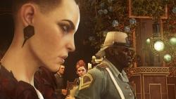 Dishonored 2: Das Vermächtnis der Maske: Screenshot zum Titel.