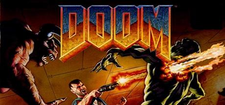 Logo for Doom
