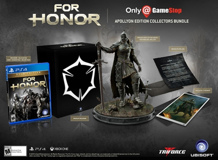 For Honor - Apollyon Collector's Edition angekündigt