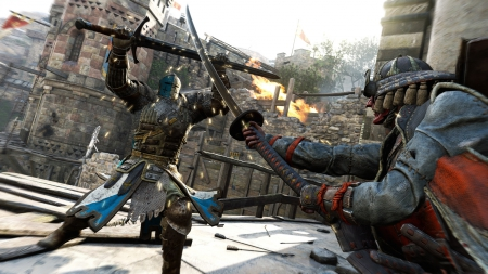 For Honor: Screenshot zum Titel.