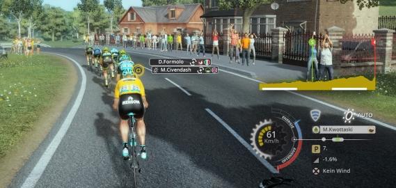 PS4 Test - Tour de France 2015 Besser als der Vorg�nger, schlechter in der Wertung. Genaues im Test.