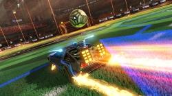 Rocket League: Rocket League - Back to the Future Car Pack