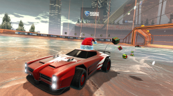 Rocket League: Winter Games Items und Snow Day Modus angekündigt