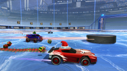 Rocket League: Winter Games Items und Snow Day Modus angekündigt