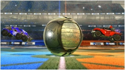 Rocket League: Screenshot Februar 16