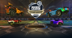 Rocket League: Screenshot März 16
