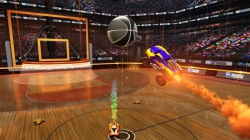 Rocket League: Hoop Modus