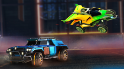 Rocket League: CLASSIC BATTLE-CARS als Premium DLC