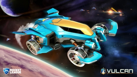 Rocket League: STARBASE ARC-DLC