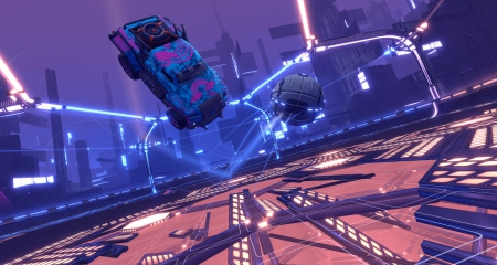 Rocket League: Dropshot Modus