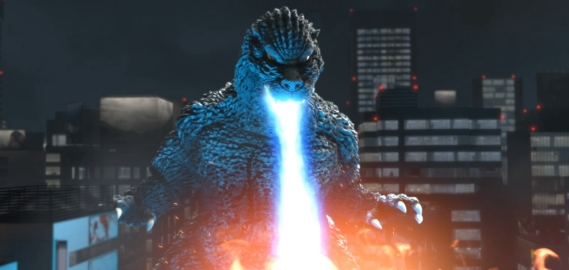 PS4 Test - Godzilla Gozilla kam, sah und zerst�rte Tokio auf ein neues. Das Action-Kampfspiel aus der Schmiede von NAMCO BANDAI im Test.
