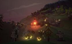 Valhalla Hills: Halloween-Dekoration für Titel ab heute verfügbar