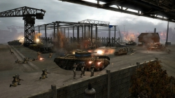 Company of Heroes 2: The British Forces: Screenshots August 15