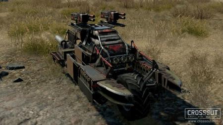 Crossout: Screenshots aus dem Spiel