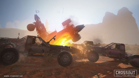 Crossout: Battle Royale Update