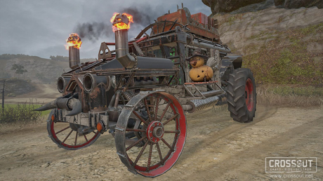 Crossout: Witch Hunt - Halloween