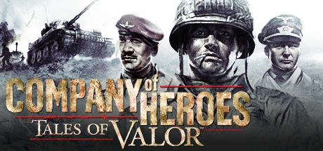 Logo for Company of Heroes: Tales of Valor