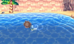 Animal Crossing: New Leaf: Screenshots Juli 15