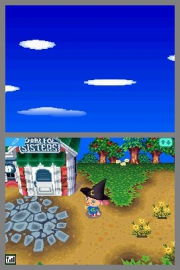 Animal Crossing: Wild World: Screenshots Juli 15