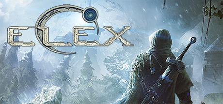 Logo for Elex