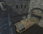 Wolfenstein: Enemy Territory: Siwa Oasis Ansicht