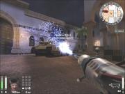 Wolfenstein: Enemy Territory: Beispiel Screen für die Tesla Gun