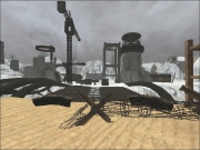 Wolfenstein: Enemy Territory: Dritter Battle of Wolken 4 Final Screenshot