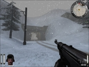 Wolfenstein: Enemy Territory: Screen aus der Map Fueldump Extended aus der Final Version.