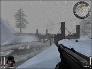 Wolfenstein: Enemy Territory: Screen aus der Map Fueldump Extended aus der Final Version.