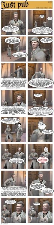 Wolfenstein: Enemy Territory: Just Pub #83