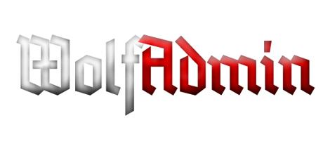 Wolfenstein: Enemy Territory - WolfAdmin