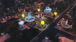 Anno 2205: Screen zum DLC Frontiers.