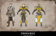 Mooncrest: Erste Screens zum neuen Rollenspiel.