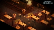 Shadowrun: Hong Kong: Screenshot zum Titel.