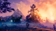 Trine 3: The Artifacts of Power: Screenshot zum Titel.