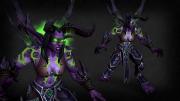 World of Warcraft: Legion: Neue Klasse Rachsucht (Tank).